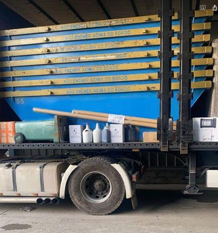 Alugamos camiões em parte ou na totalidade de Portugal p/toda a Europa