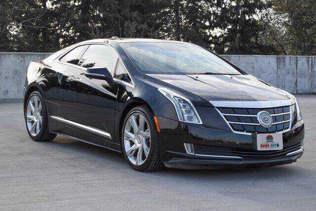 Продам Cadillac ELR 2014