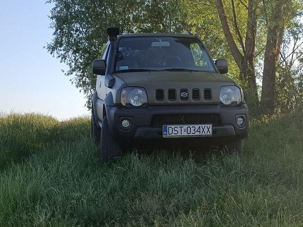 Suzuki jimny benzyna