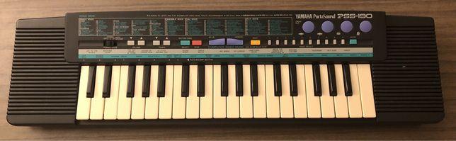 Piano Yamaha Porta Sound