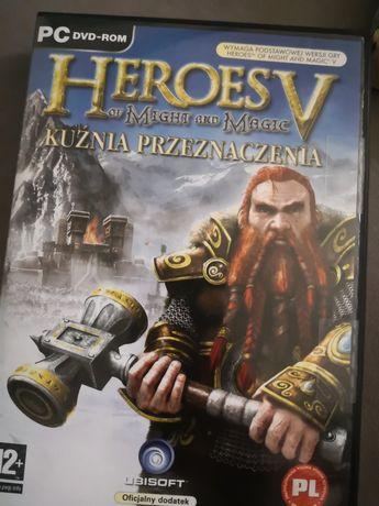 Heroes V kuźnia przeznaczenia gra pc dvd