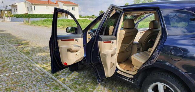 Hyundai Santa Fé 2.2 CRDi 7 lugares 11/2006