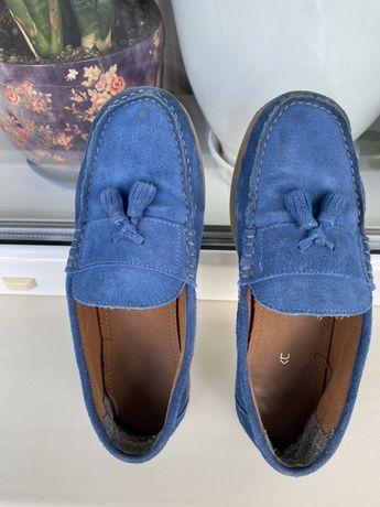 Замшевые туфли Next