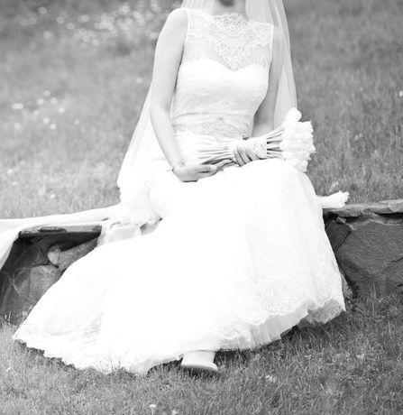 Свадебное платье весільня сукня