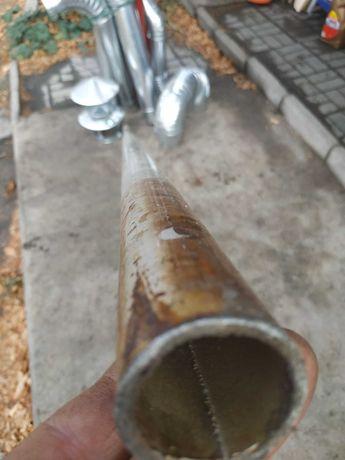 Труба алюминиевая 2,2 м.