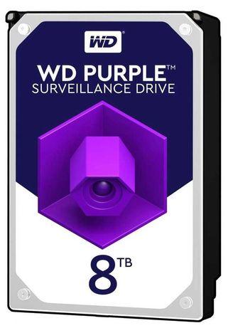 Жесткий диск Western Digital Purple 3.5, 8TB  (WD82PURZ)