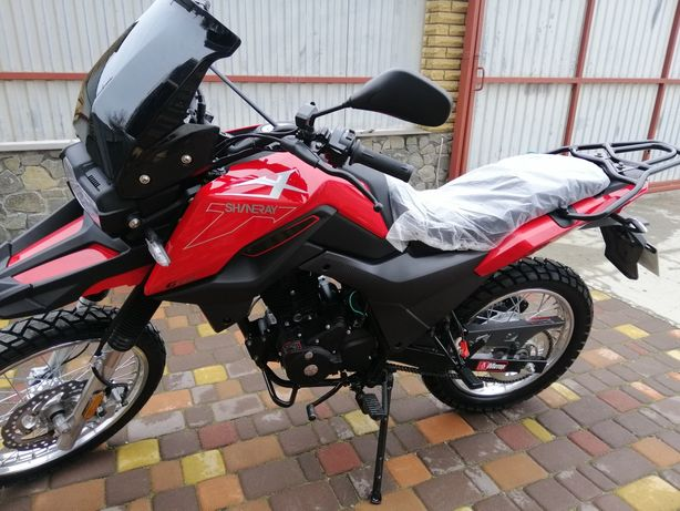 New Новинка 2020 Мотоцикл Shineray x-trail 200,250 FERRARA Lifan АКЦІЯ