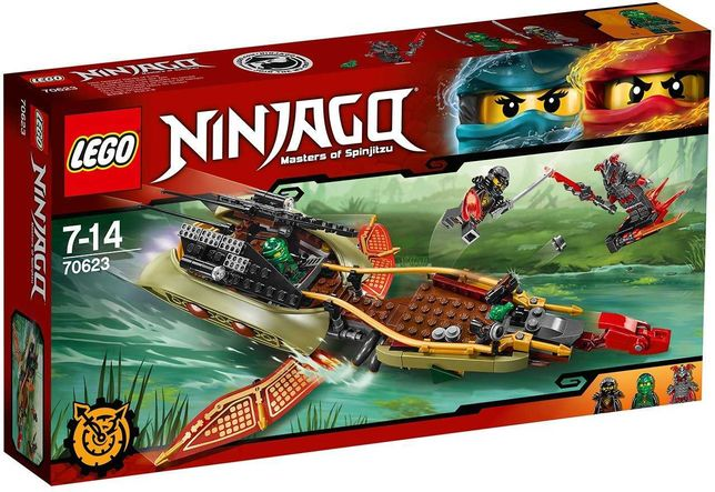 Lego Ninjago 70623 Тень судьбы. В наличии