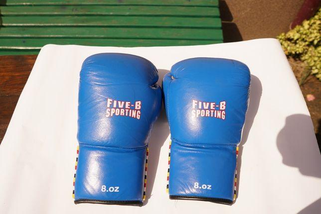 rękawice bokserskie 8 oz Five-B sporting