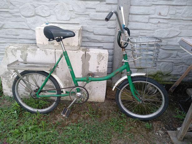 Велосипед не большой