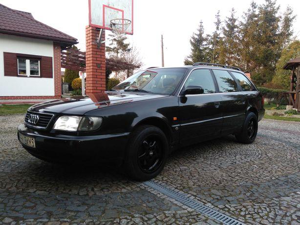 Audi a6 c4 2.5tdi 140 ael quatrro 6 bieg doinwestowana