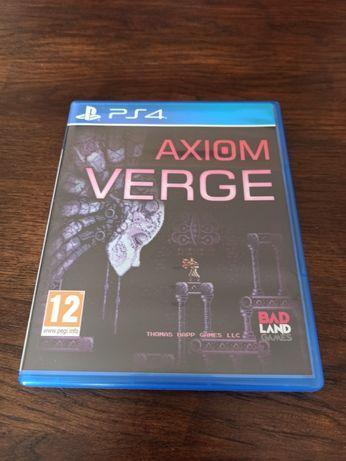 Axiom Verge na PS4