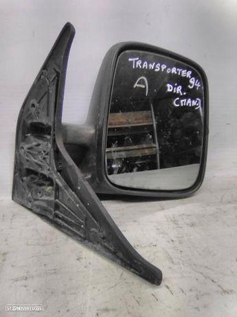 Espelho Retrovisor Direito Manual Vw Transporter Iv Camiao De