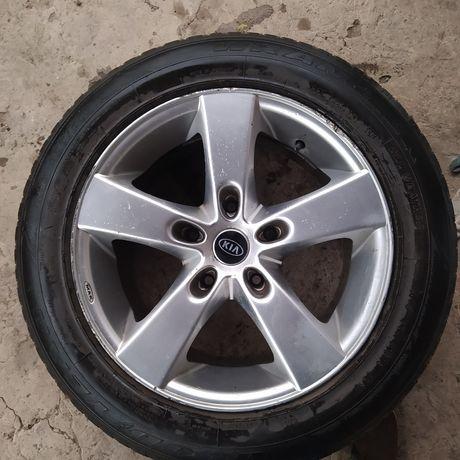 Колеса с Киа Соренто R18 5-139.7