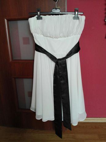 Sukienka z żorżety S-ka