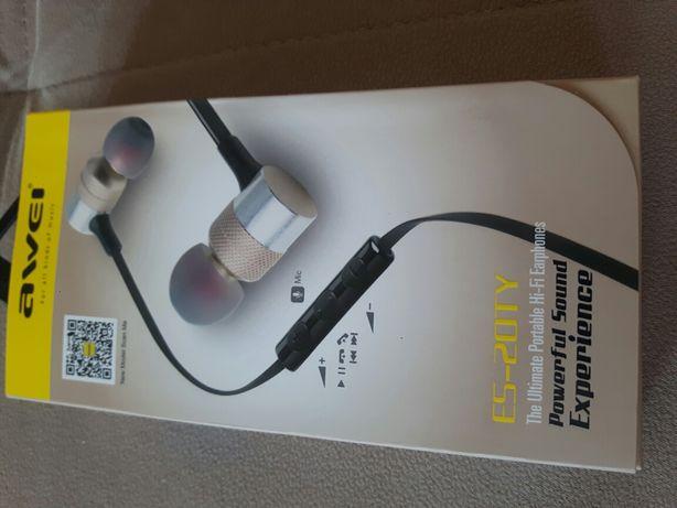 Słuchawki Awei ES-20TY NOWE