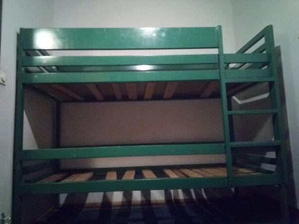Łóżko piętrowe pełny wymiar 206x97