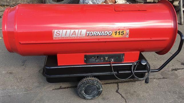 Обігрівач дизельний / обогреватель (отопитель) дизельный Sial Tornado