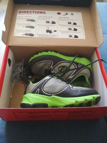 Детские роликовые кроссовки Heelys 31/18 см
