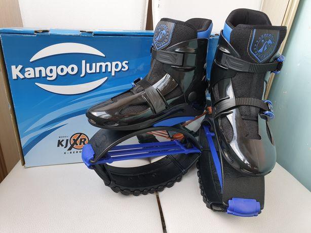 Фитнес Джамперы KANGOO jumps ботинки