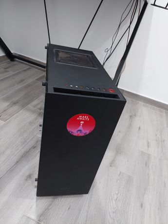 PC ryzen 2600 rx580 OC 16g ram