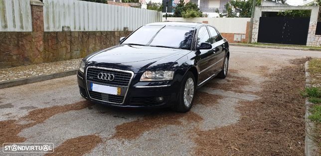 Audi A8 3.2 FSi V6 quattro Tiptronic