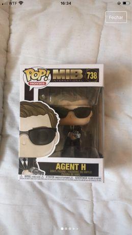 Funko pop agent h