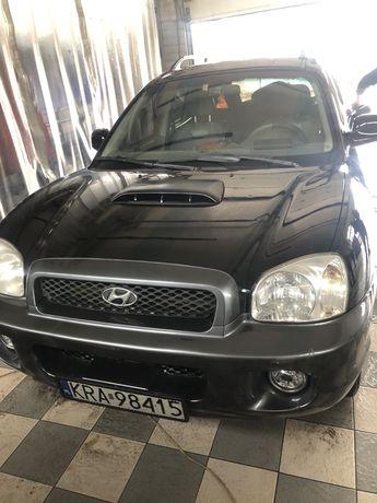 Hyundai santa fe Возможен обмен на Авто на укр регистрации