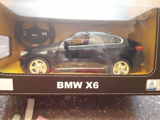 BMW X6 zdalnie sterowane Restar