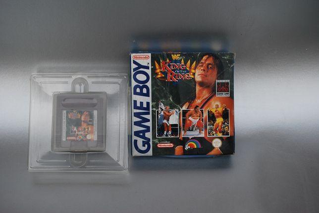 Gra Game Boy King Of The Ring