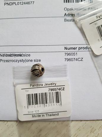 Pandora oryginalny charms lojalność