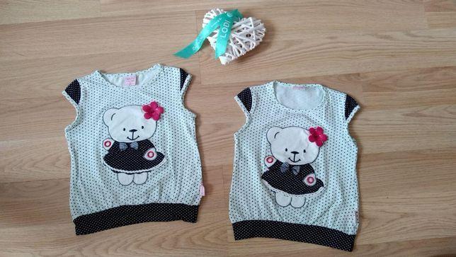 Одежда для двойни на 2-4 года
