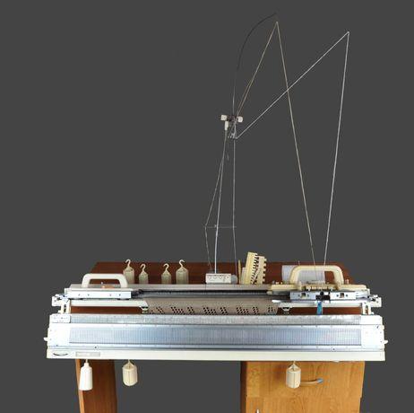 SPRAWNA Maszyna dziewiarska BROTHER KH840 i KR830 (komplet)