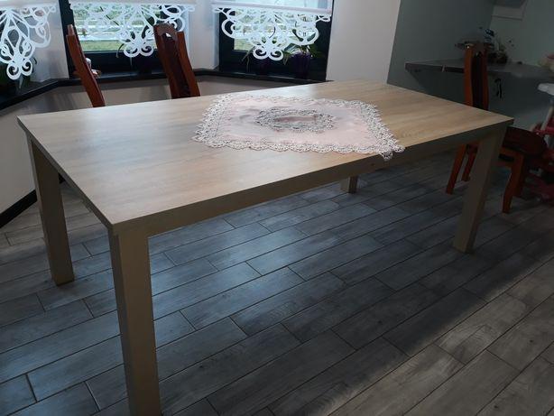 Stół 1m x 2m rozkładany do 3m, Dąb Sonoma