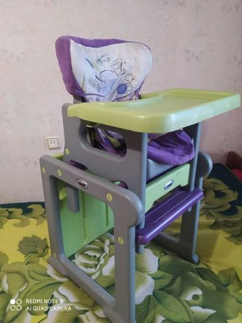 стульчик для кормления Jane Activa Eva