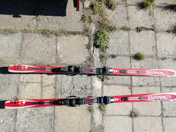 Sprzedam narty używane