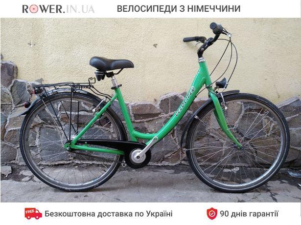 Дуже міцний велосипед бу з планетарною втулкою Velociped 28 S54 / Nexu
