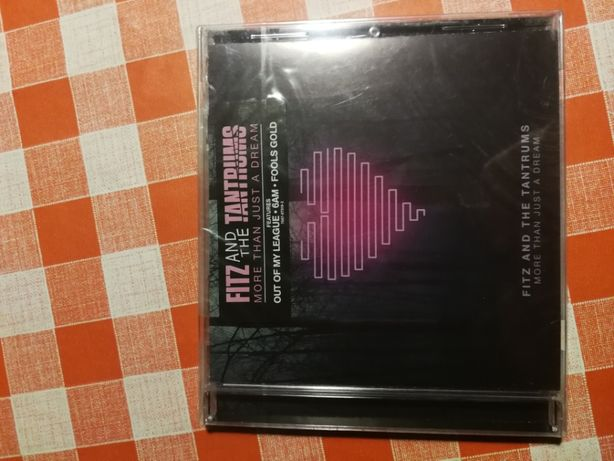 Płyta CD - FITZ and the TANTRUMS - More than just dream