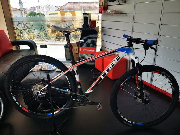 Bicicleta Cube elite 29