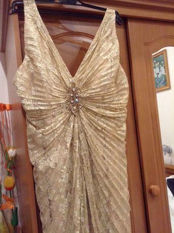 sukienka wizytowa L