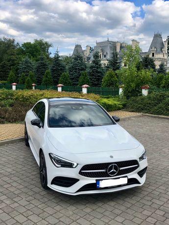 Auto Samochód Do Ślubu Mercedes CLA  Pakiet Night AMG