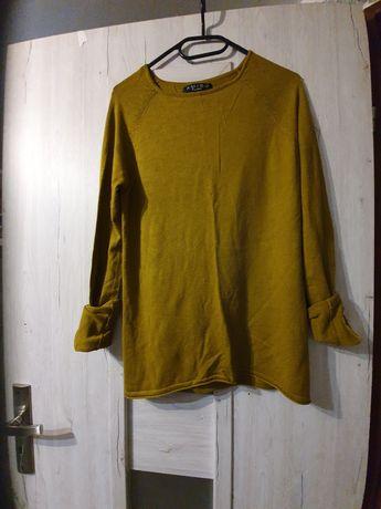 Sweter XS  barwy zieleni S