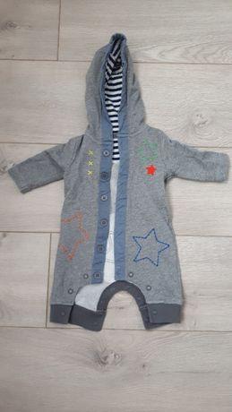 Костюм слипик человечек Next для новорожденного мальчика