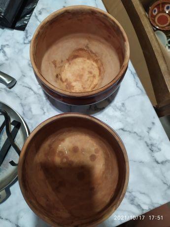 Горщики/тарелки/посуда