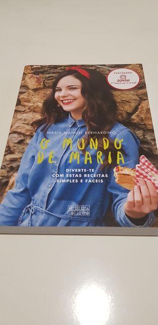 O Mundo de Maria deMaria Manuel Bernardino - NOVO