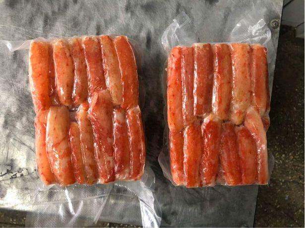 Королевский краб камчатский, первая фаланга, очищен (Мясо краба)