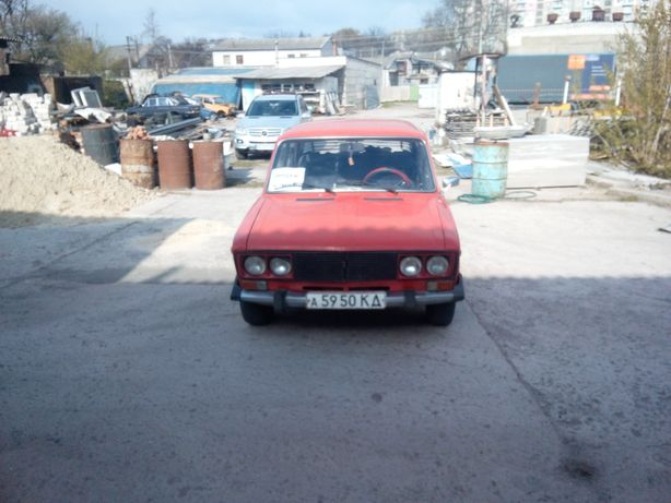 Автомобиль Ваз-2106