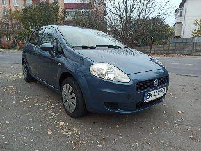 Fiat Grande Punto 1.4газ/бензин