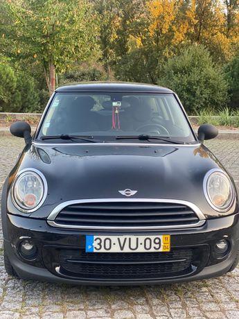 Mini one d 2011 usado