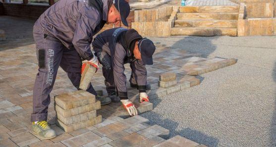 Grys szplit 4-8 podsypka brukarska kostka brukowa betonowa granitowa